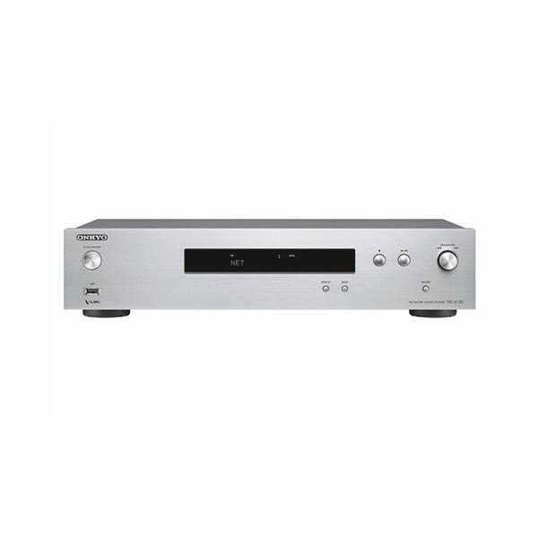 ONKYO NS-6130(S) ネッワークオーディオプレーヤー ハイレゾ音源対応 特典付