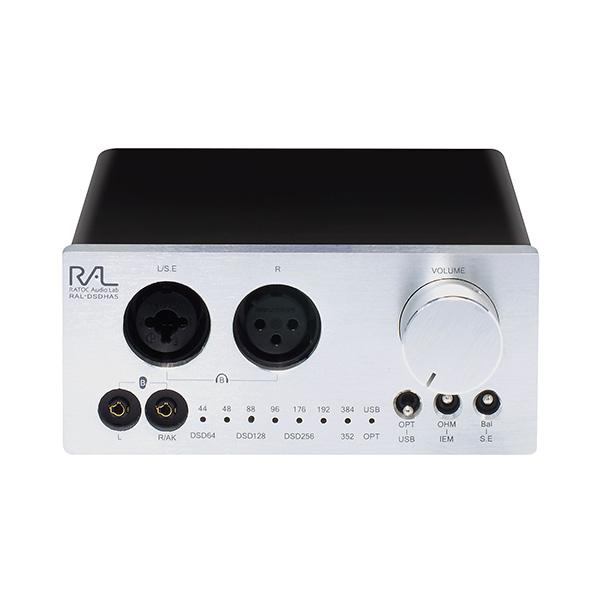 ラトックシステム RAL-DSDHA5 USBヘッドホンアンプ