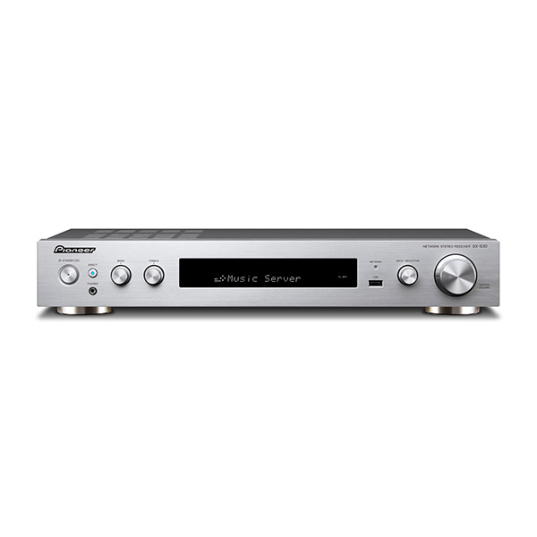 Pioneer SX-S30(S) ネットワークステレオレシーバー ハイレゾ音源対応 <特典付>