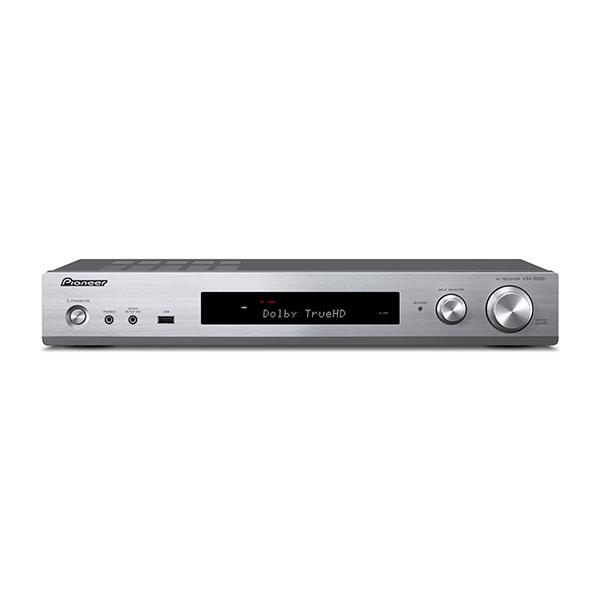 Pioneer VSX-S520(S) AVアンプ 5.1ch AirPlay/4K/ハイレゾ対応 特典付