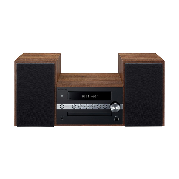 Pioneer X-CM56-B CDミニコンポーネントシステム Bluetooth機能搭載