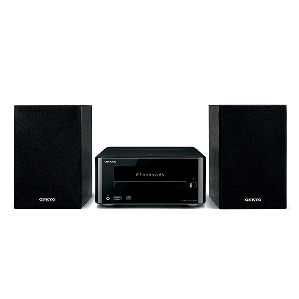 ONKYO X-U6(B) CD���V�[�o�[�V�X�e�� iPod/iPhone/iPad & Bluetooth�Ή� �y3�N�ۏ؁z