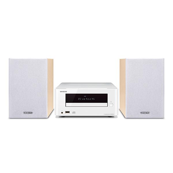 ONKYO X-U6 CDレシーバーシステム iPod/iPhone/iPad対応 NFC/Bluetooth機能搭載