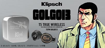 GOLGO13 コラボモデル