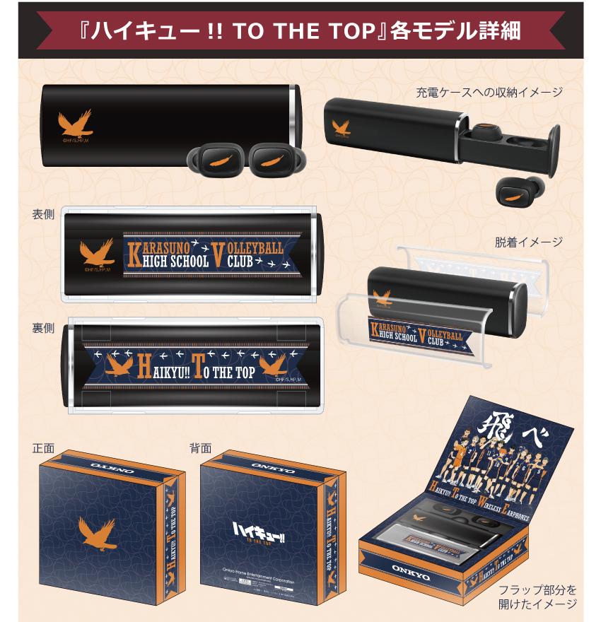 「ハイキュー!!TO THE TOP」烏野高校モデル
