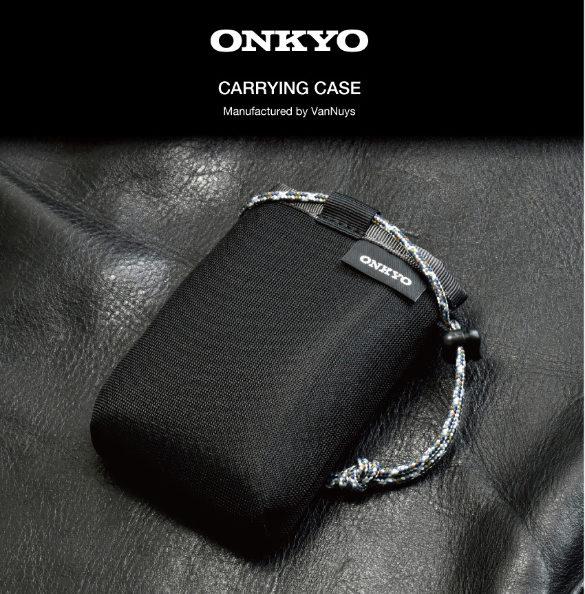 ONKYO CARRYING CASE オンキヨー キャリングケース VanNuys 製造