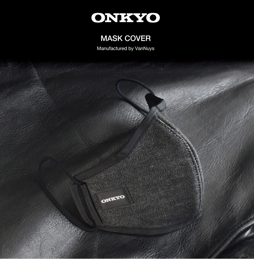 ONKYO MASK COVER オンキヨーマスクカバー VanNuys 製造